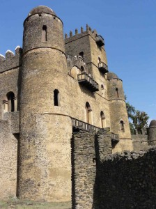 Visit Ethiopia, Gondar, Travelling for fun: Castle in Gondar