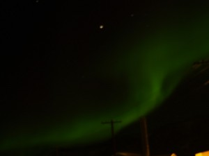Travelling for Fun, visit Greenland: Northern lights shine in Kangerlussuaq