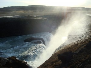 Travelling for fun, Things to do in Iceland and Reykjavik: Gullfoss Waterfall, one of the main attractions in Iceland