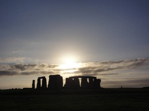 What is Stonehenge, Salisbury, England, Travelling for fun: The iconic standing stones of Stonehenge at sunset